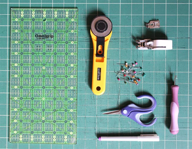 Lula Louise: Top 10 Most Useful Tools for Quilting : quilting measuring tools - Adamdwight.com