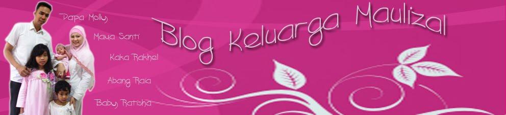 Blog Keluarga Maulizal