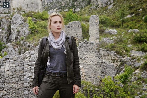 Covert Affairs - Brink of the Clouds - Review