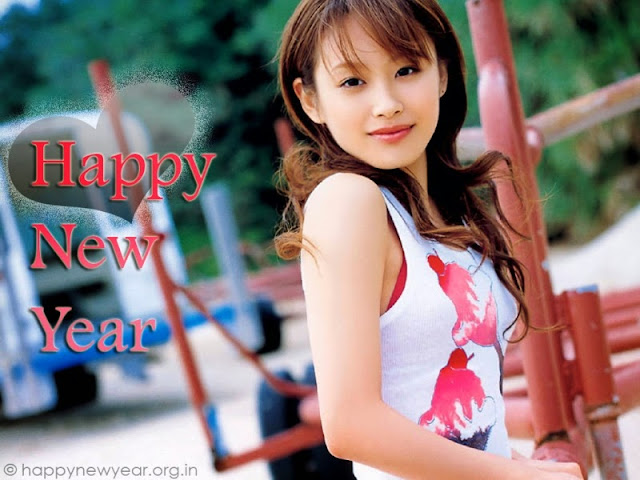Happy New Year greetings 2014 for Girlfriend Download