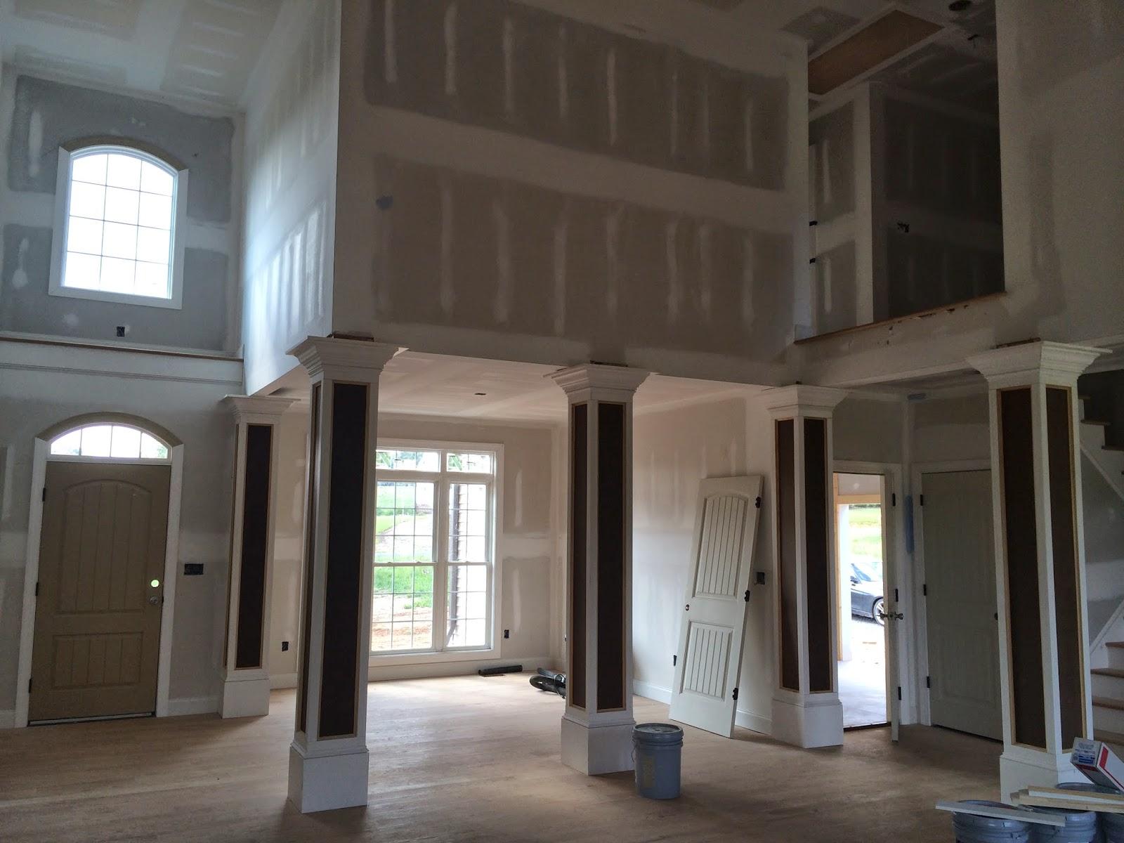 Interior Columns