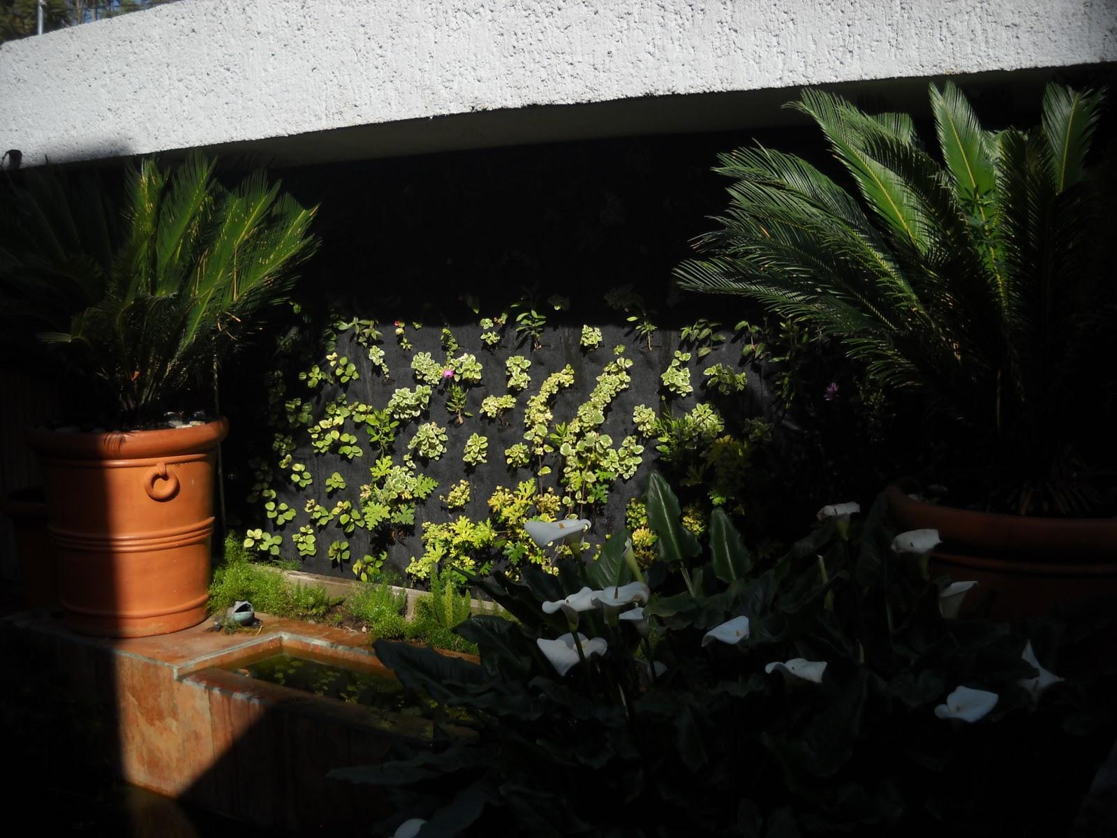 Jardines verticales yves for Elaboracion de jardines verticales
