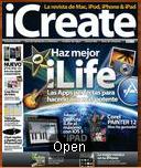 Revista iCreate España diciembre