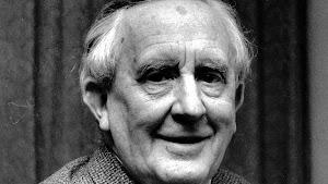 El autor de «Hobbit», J. R. R. Tolkien