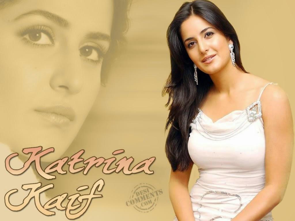 Wallpaper cantik Katrina Kaif - Bollywood