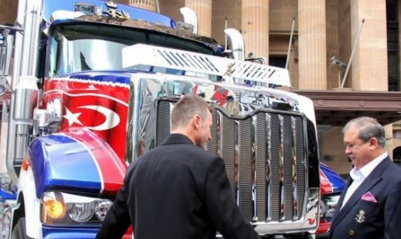 Sultan Johor miliki Trak Mack termahal di dunia
