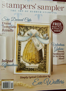 Stampers' Sampler Jan/Feb/Mar 2015