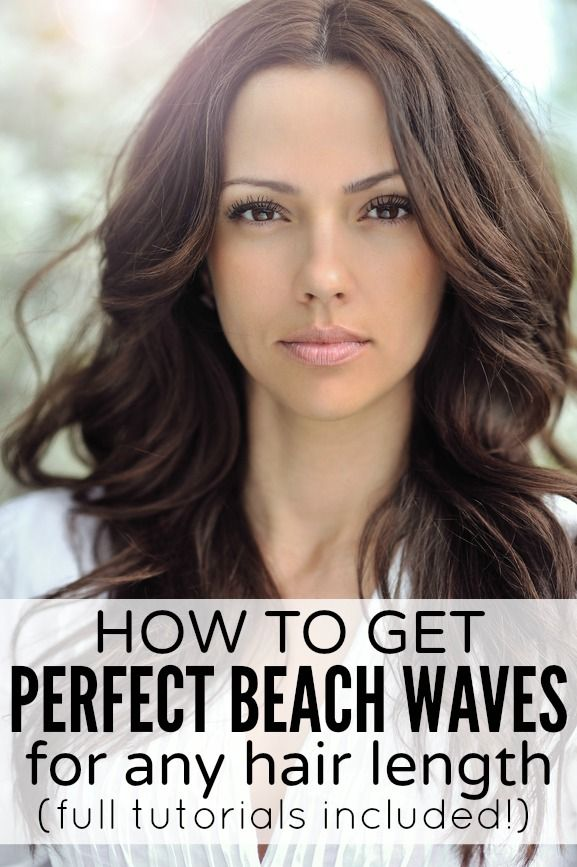 How to Get Perfect Beach Waves for any Hair Length