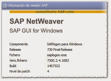SAP Logon para Windows
