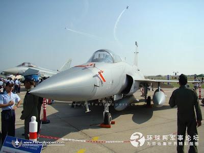 JF-17 Thunder Aircraft