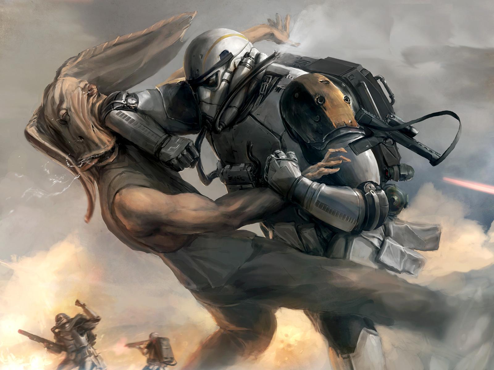 Top Ten Star Wars Wallpaper Lists
