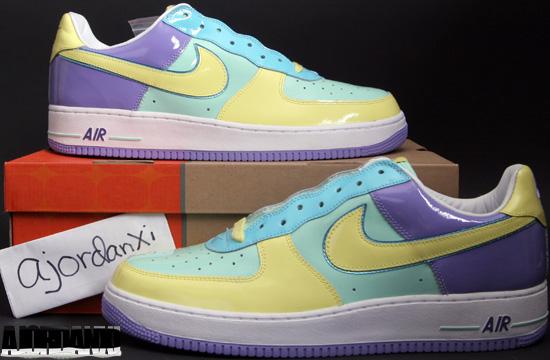 competitive price dbfdd 92887 Nike Air Force 1 Low Premium Medium MintLemon Frost (2006)