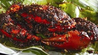 daftar harga kepiting asap cendrawasih, Daftar Harga Menu, Kepiting Asap Cendrawasih, rasane, resep kepiting asap, seafood resto,