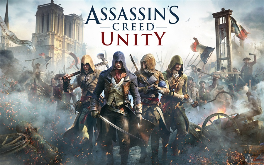 Assassin's Creed Unity PC Download Poster
