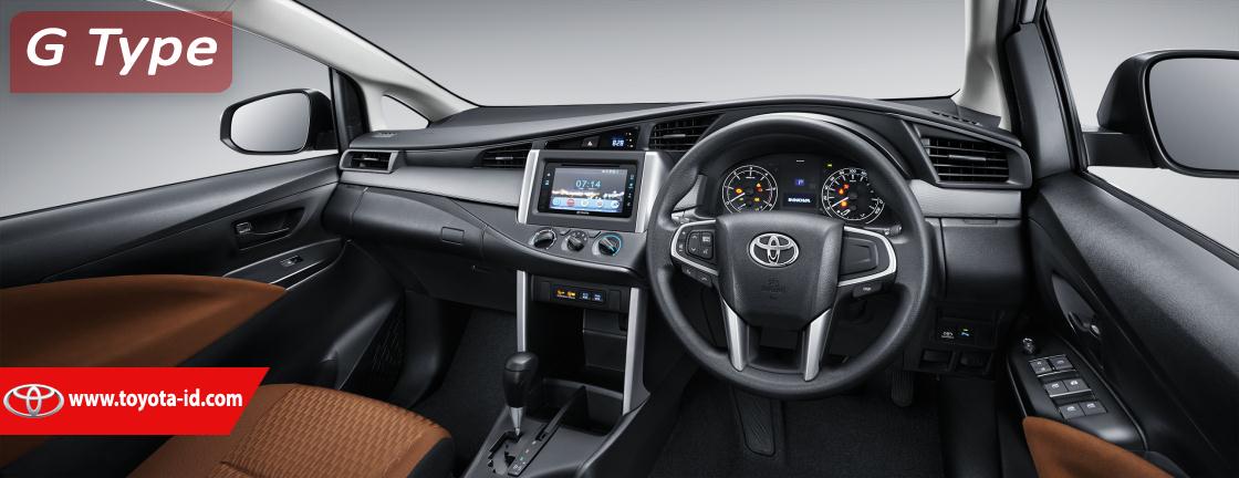 Perbedaan Kijang Innova Type G V Dan Q Toyota Astra