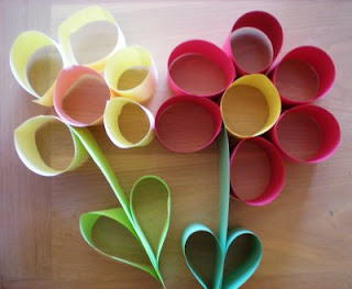 Ideas de inspiraci n para los educadores de pine village for Flower arts and crafts