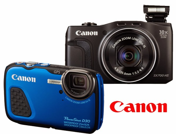 Canon-nueva-cámara-digital-PowerShot-súper-zoom-digital-agua-2014