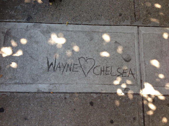 Proof that Wayne Rooney moving to Chelsea