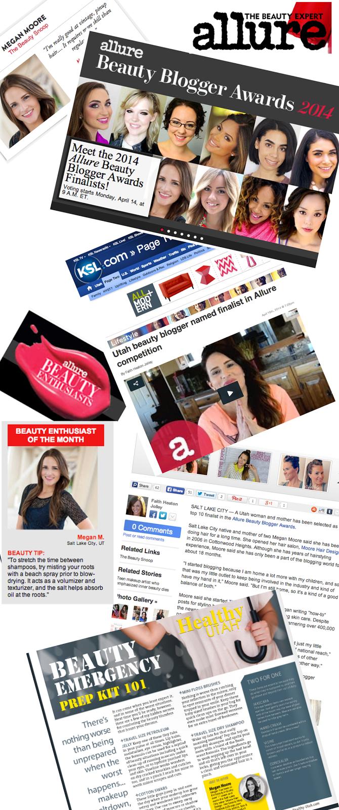 Top beauty blogs, Allure Magazine Beauty Blogger of the Year, Best Beauty blogs, Beauty Blogs to Follow