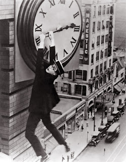 The great Harold Lloyd in Safety Last! (1923)