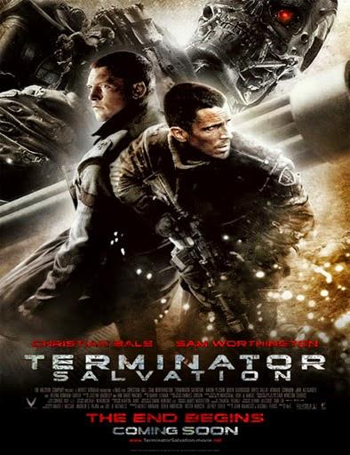 Ver Terminator 4: La salvacion (2009) Online