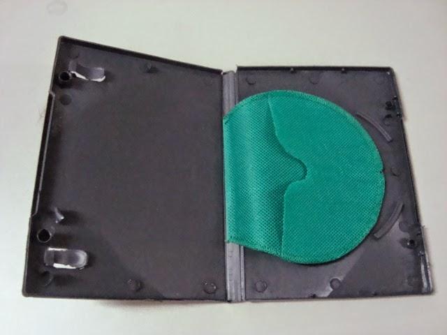 BOX PARA DVD SLIM COM LUVA - ATACADO E A VAREJO