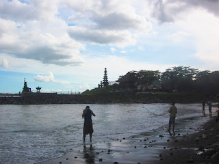 Tempat wisata pantai tangtu