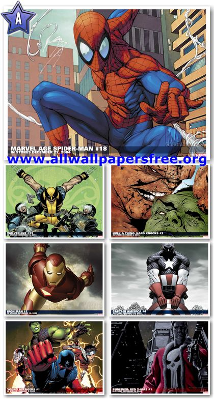 500 Impressive Marvel Comic Characters Wallpapers 1280 X 960