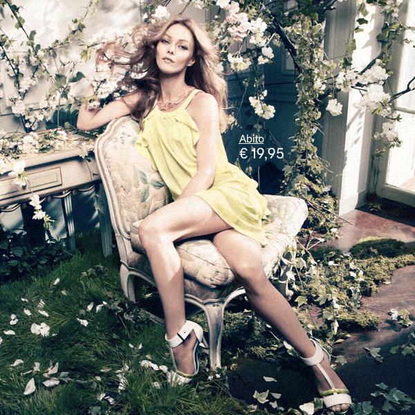 H&M - Vanessa Paradis on Design and fashion recipes