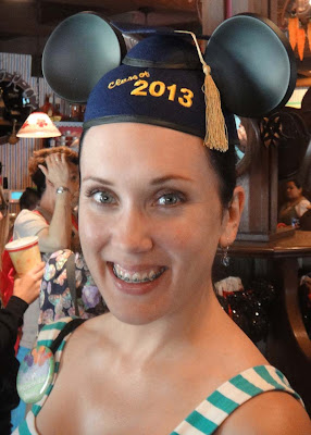 Celebrating the PhD: A sister trip to Disneyland