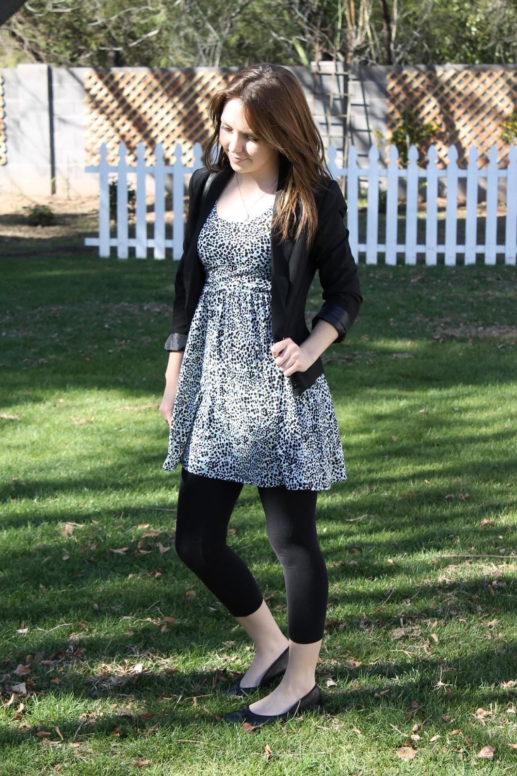 Wear It, Work It: 5 Different Ways to Wear Black Leggings