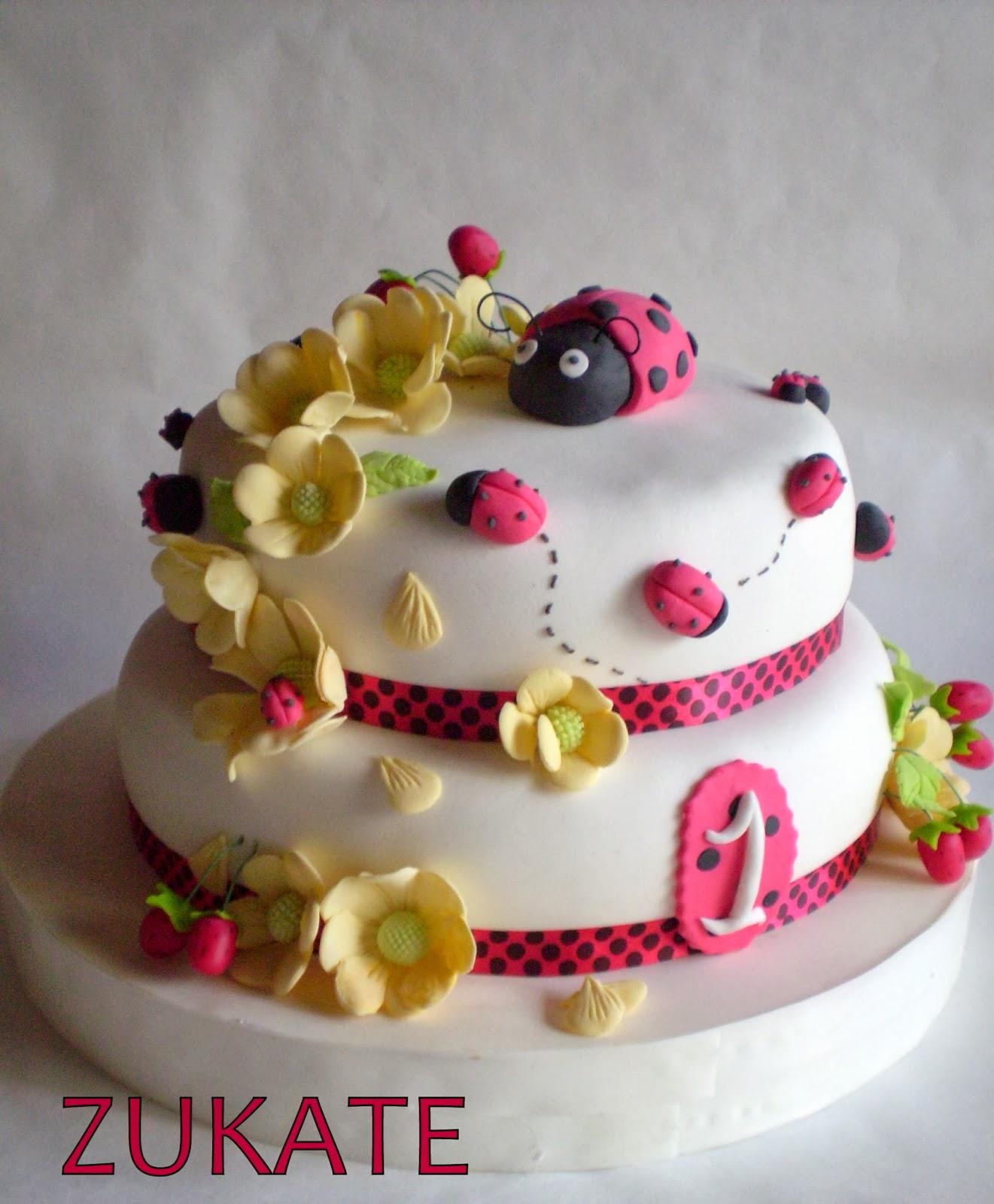Ladybird Cake Ideas