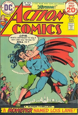 Superman, Action Comics #438