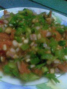 tamatar ka bharta or tomato salsa indian style