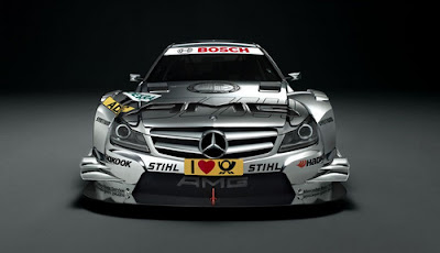 Mercedes C Coupe DTM
