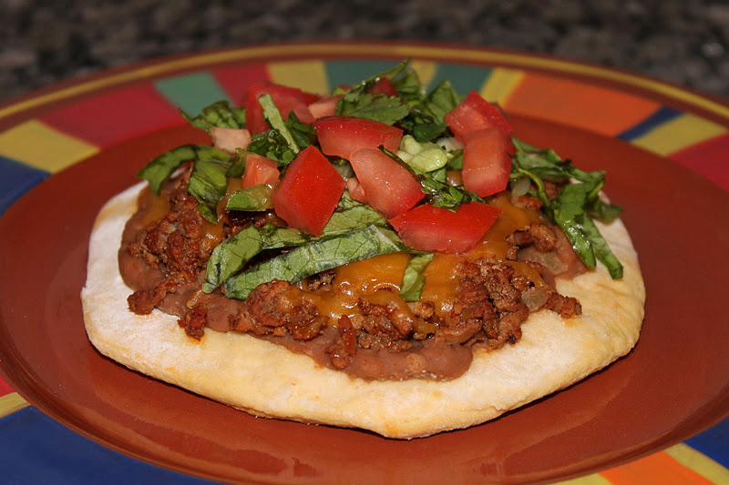 Cooking with Mandy: Mexican Flatbread Pizza