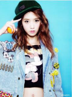 SNSD Yoona I Got A Boy Photobook 08