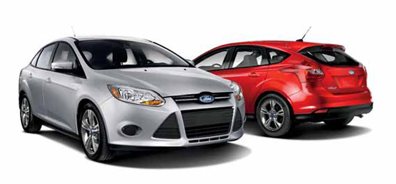 ford 2013 ford focus se sedan and hatchback. Black Bedroom Furniture Sets. Home Design Ideas