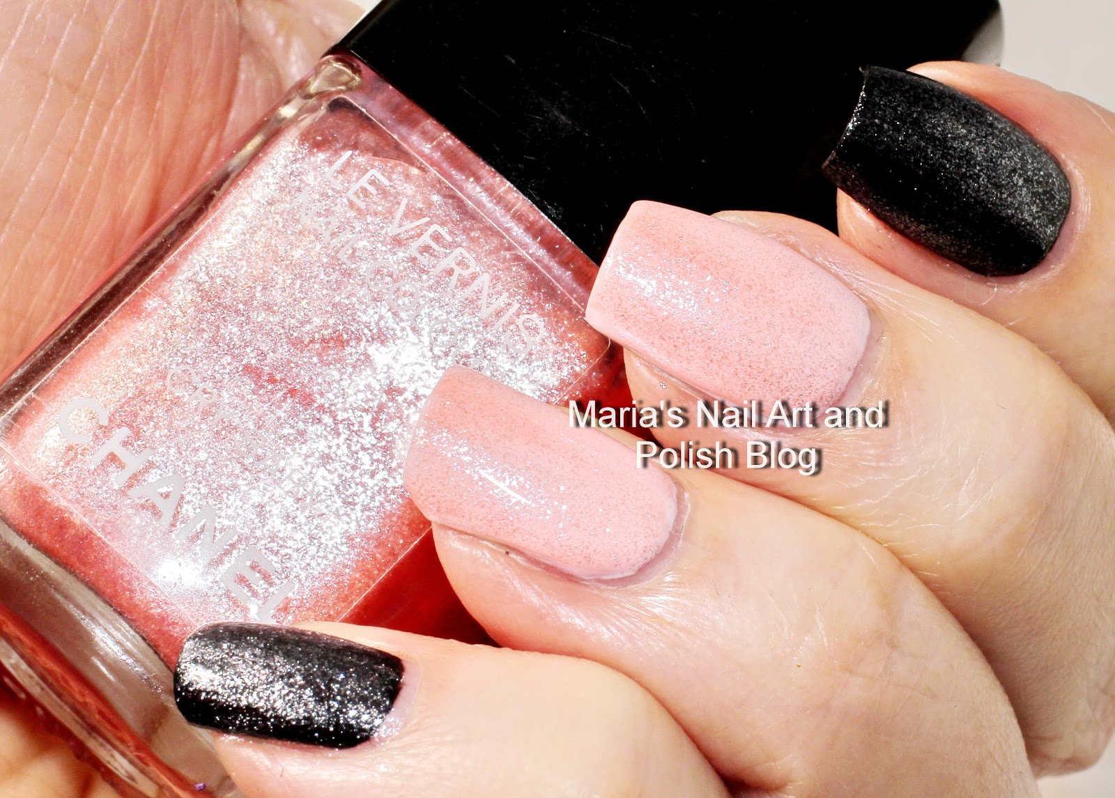 Marias Nail Art and Polish Blog: Chanel Cry Baby, Color of the Year ...