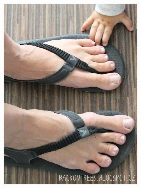 Už jedině barefoot