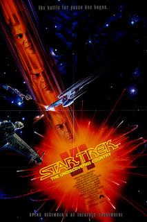 Star Trek: Aquel País Desconocido Poster