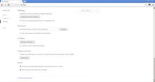 Cara Mengganti Dan Mengatur Folder Tempat Download Google Chrome-3