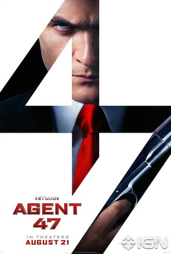 Hitman Agent 47 2015 Full Movie