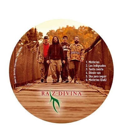RAIZ DIVINA - EP