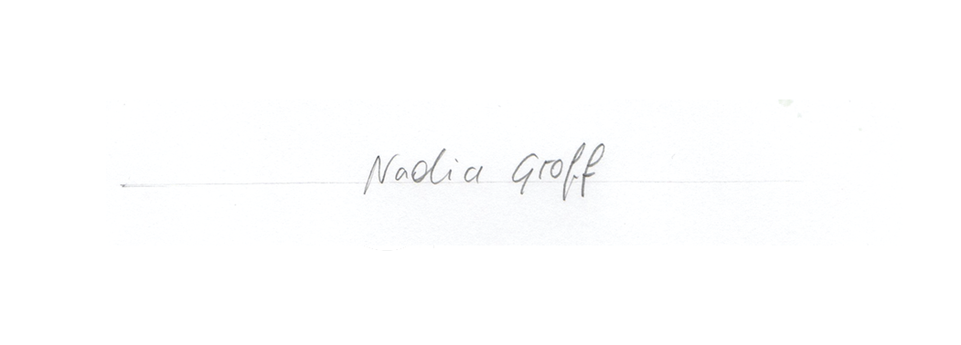 Nadia Groff
