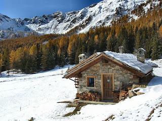Luoghinelmondo capodanno in baita 31 dicembre sulla neve for Interno 2 saluzzo capodanno