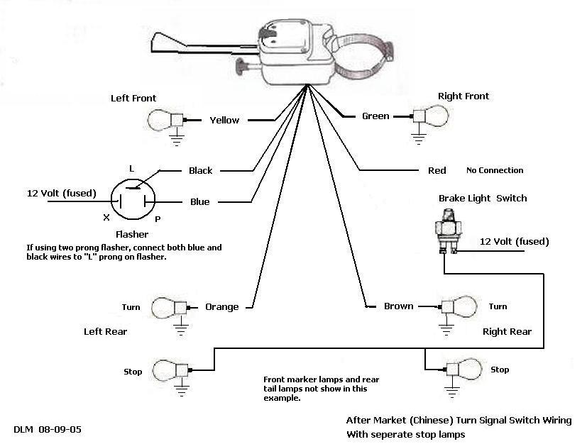 Turn Signal Circuit Wiring Diagram,Signal.Free Download Printable ...
