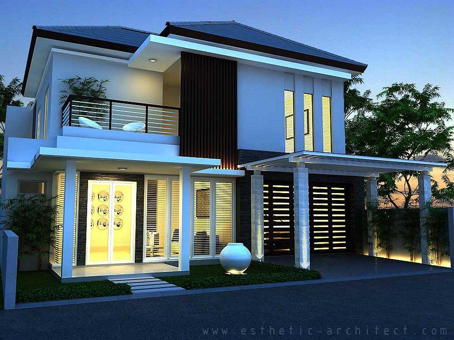 rancangan rumah type 120 minimalis yang menarik
