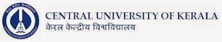 Officer posts in Central University of Kerala Jan-2015