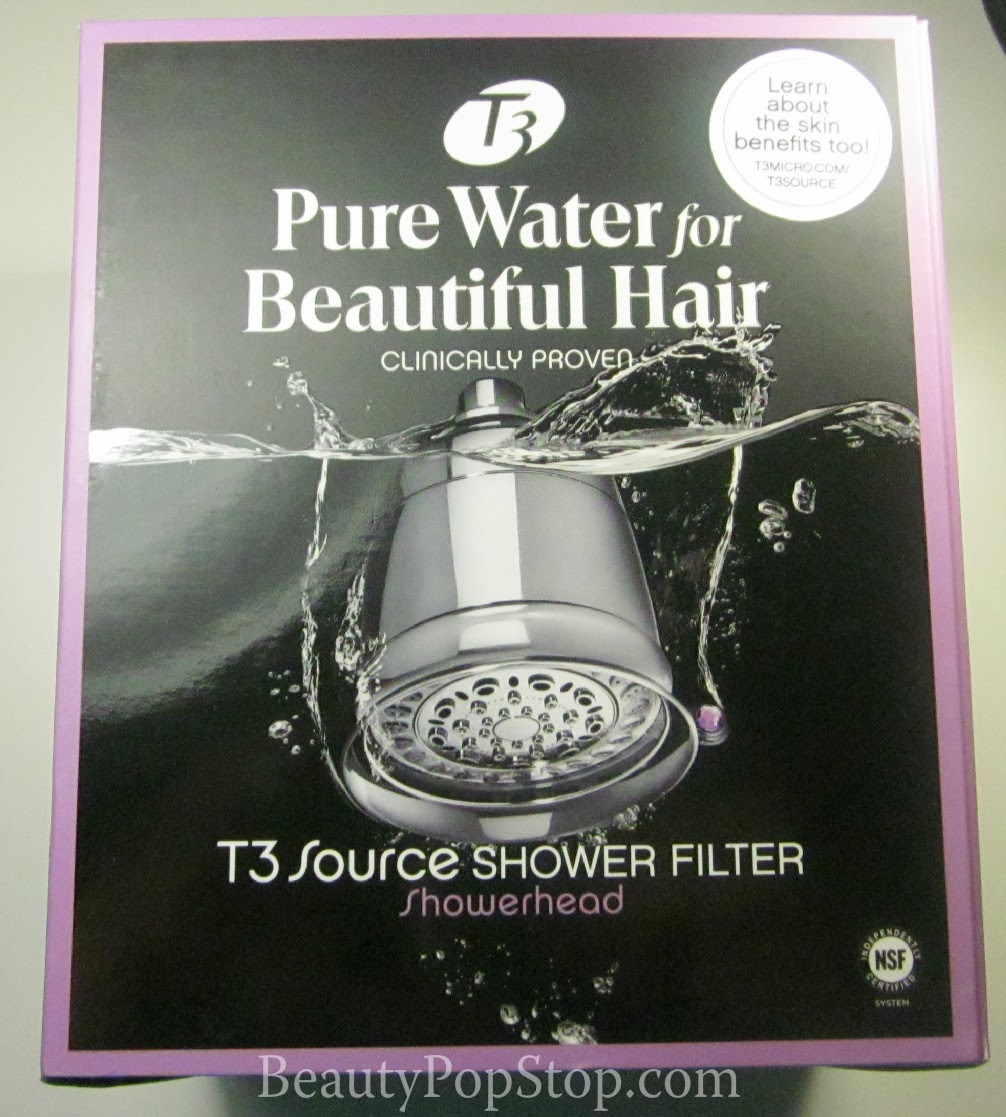 beautypopstop t3 source showerhead review. Black Bedroom Furniture Sets. Home Design Ideas